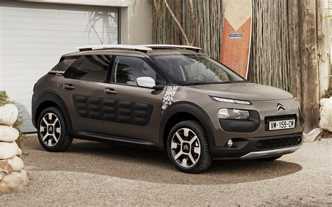 2016 Citroen C4 Cactus Rip Curl - Wallpapers and HD Images