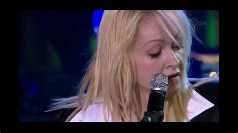 Cyndi Lauper -- Time After Time [[ Official Live Video
