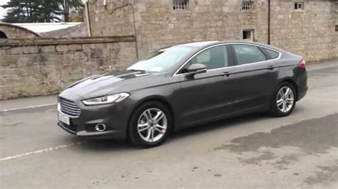 2015 Ford Mondeo - YouTube
