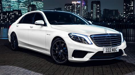 2013 Mercedes-Benz S 63 AMG [Long] (UK) - Wallpapers and