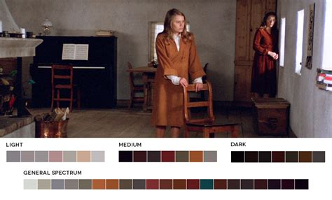 Movie Magic: 4 Ways To Use Film Color Palettes To