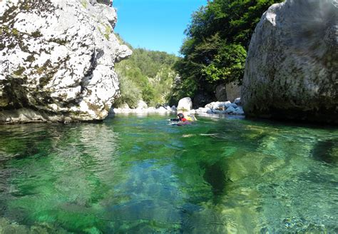 Soča Gorge Snorkeling and Cliff diving | LIFE Adventures