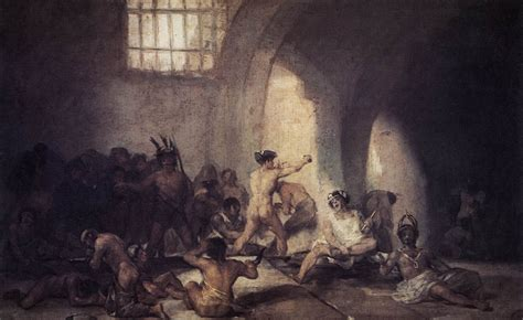 Horror in October Part Three: Goya's Madmen | Greco's Ghosts