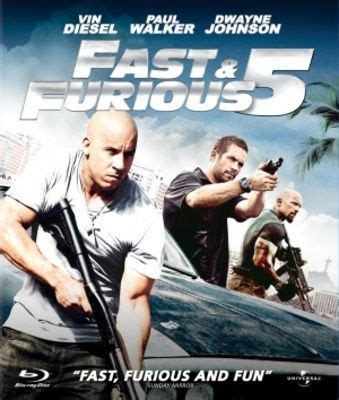 Fast Five 2011 Poster   Fast five, Fast & furious 5, Fast