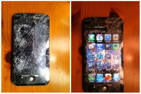 Cult of Mac Reader's iPhone Drops 200 Feet Onto Concrete
