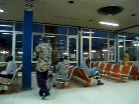 Conakry Airport for Fanta - YouTube