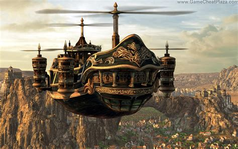 Steampunk Wallpapers High Quality | Download Free