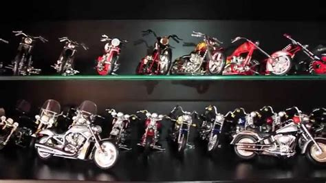 1/18 Diecast Motorcycle collection - FCaminhaGarage - YouTube