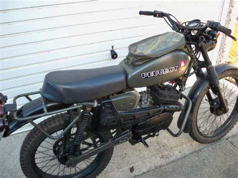 Re: PEUGEOT SX8 — Moped Army