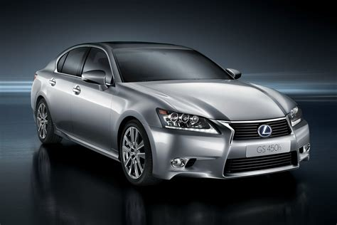 2013 Lexus GS 450h Officially Revealed Ahead of Frankfurt