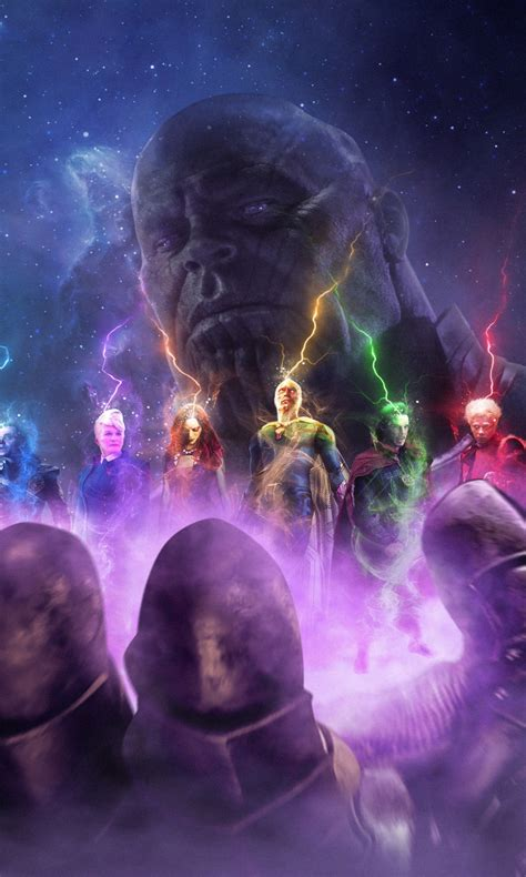 Thanos vs Avengers Wallpapers   HD Wallpapers   ID #27716