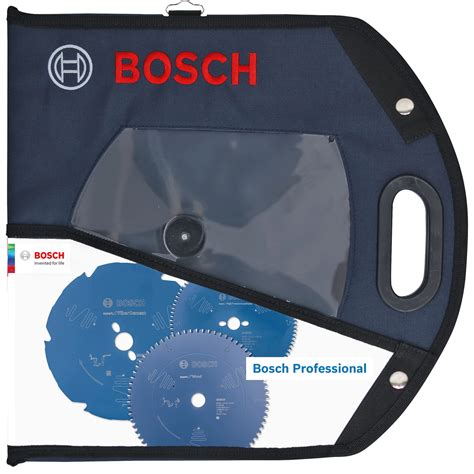 Bosch Professional Circular Saw Blade Carry Case   Tool Bags