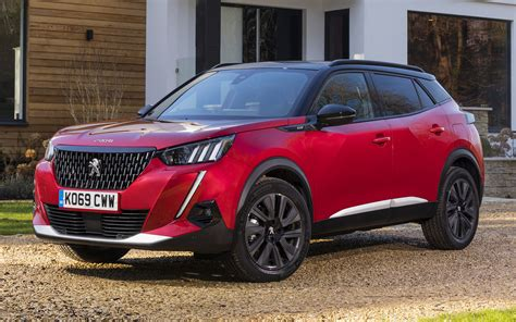 2020 Peugeot 2008 GT (UK) - Wallpapers and HD Images   Car