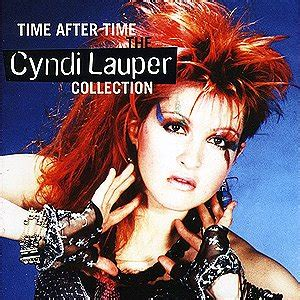 Time After Time: The Cyndi Lauper Collection — Cyndi