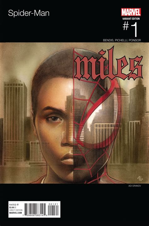 COMICS: Miles Morales Makes His Solo Marvel Debut In First