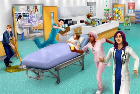 The Sims FreePlay Adds Doctor Doctor Update - Gaming Cypher