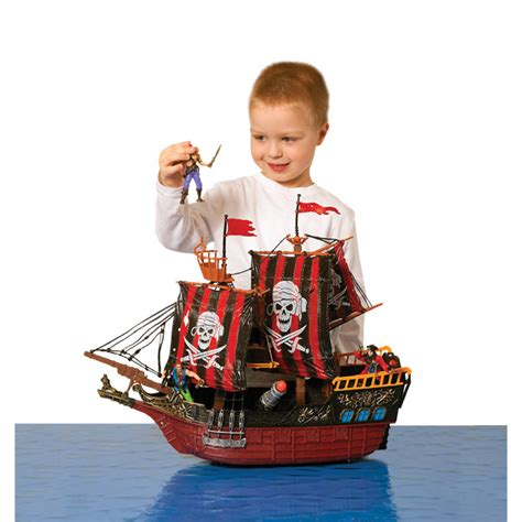 Deluxe Pirate Ship Playset Reviews - Toylike