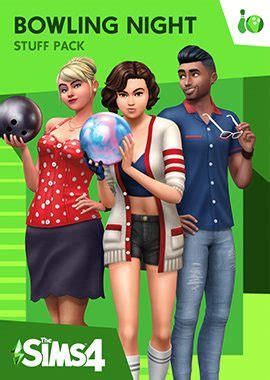 Buy The Sims™ 4 Bowling Night Stuff - An Official EA Site